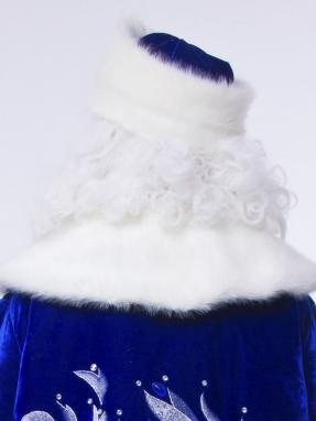Парик Деда Мороза Элит