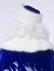 Борода и парик Деда Мороза Элит (комплект)