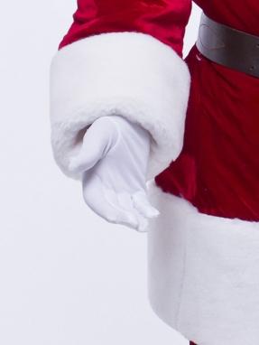Перчатки Санта Клауса фото 2