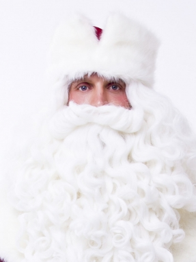 Красная шапка Деда Мороза