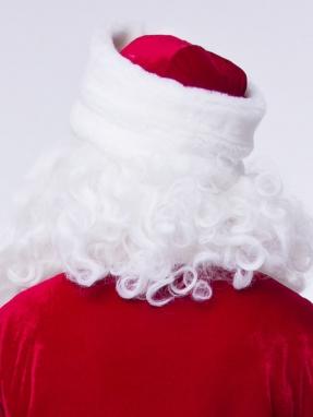 Красная шапка Деда Мороза фото 2