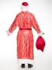 Прокат красного костюма Деда Мороза Южный