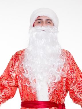 Борода Деда Мороза Економ