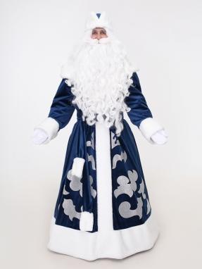 Борода Деда Мороза Профи фото 2