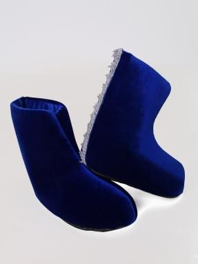 Синие валенки фото 2