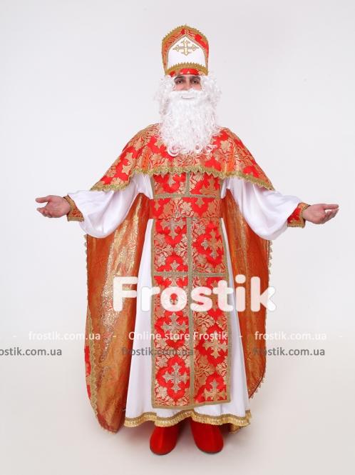 Винницкий костюм Святого Николая