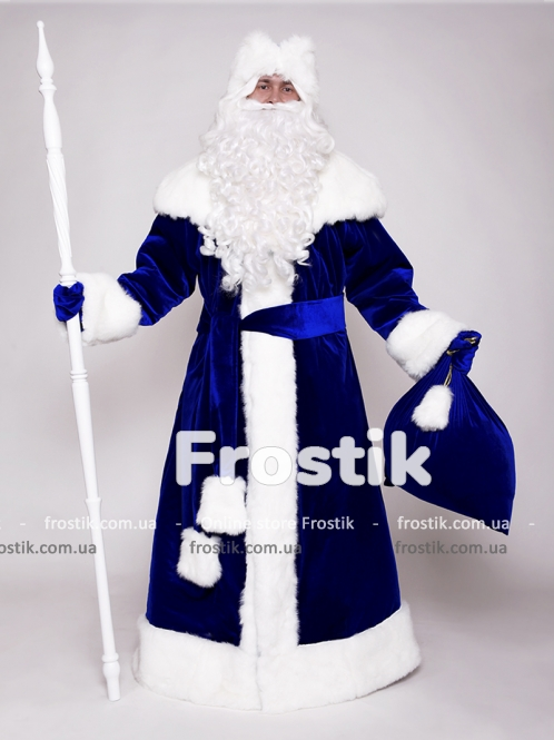 Костюм Великий синий