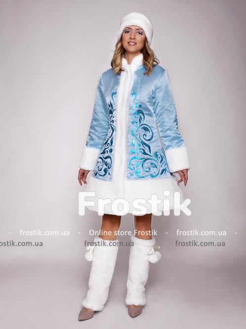 Прокат костюма снегурочки Сказка