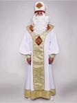 Прокат золотого костюма Святого Николая