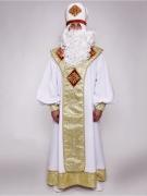 Костюм Святого Николая Золотой