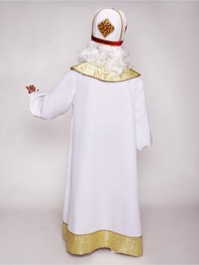 Золотой костюм Святого Николая фото 2