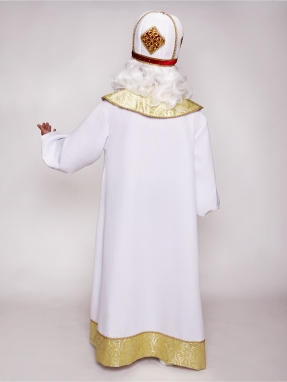 Прокат золотого костюма Святого Николая фото 2