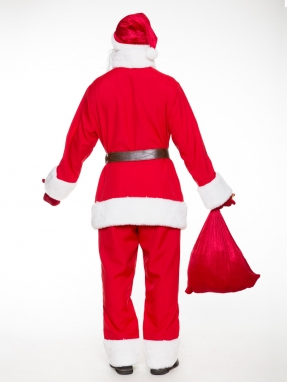 Костюм Санта Клауса эконом фото 2