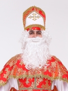 Мини борода Деда Мороза