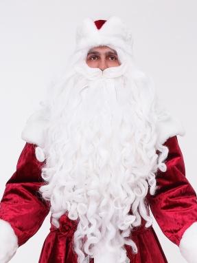 Борода Деда Мороза Профи