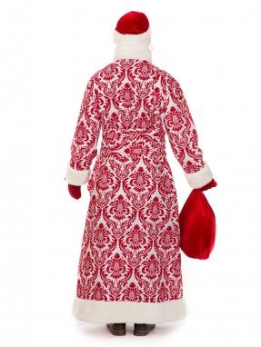Рубиновый костюм Деда Мороза фото 2
