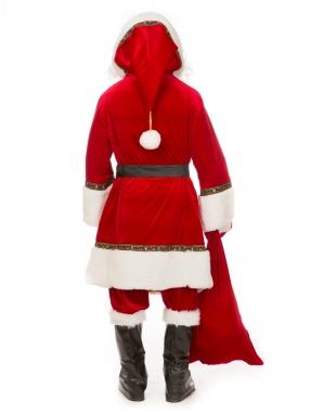 Прокат канадского костюма Санта Клауса фото 2