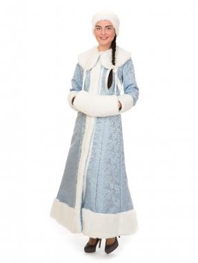 Прокат костюма Снегурочки Метелица фото 2