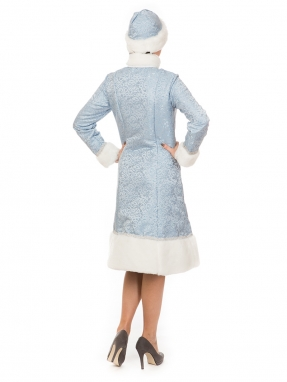 Прокат костюма Снегурочки Северная фото 2