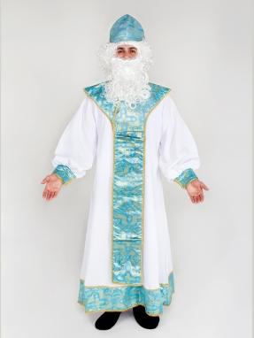 Костюм Святого Николая Небесный